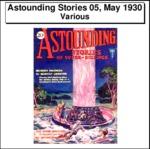 Astounding Stories 05, May 1930 Thumbnail Image