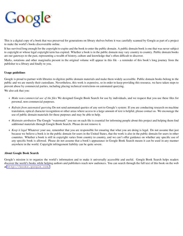 Hermann Hagedorn - A Troop of the Guard: And Other Poems