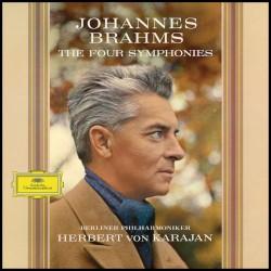 The Four Symphonies by Brahms ;   Berliner Philharmoniker ,   Herbert von Karajan