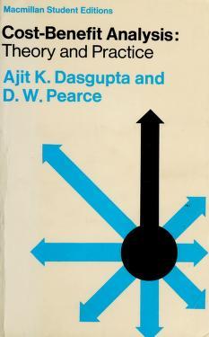 Cover of: Cost-benefit analysis | Ajit Kumar Dasgupta