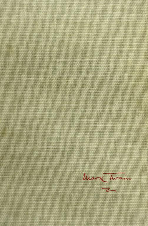 Mark Twain's letters to his publishers, 1867-1894 by Mark Twain