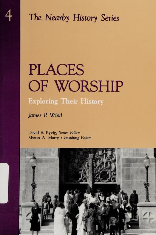 Places of worship by James P. Wind