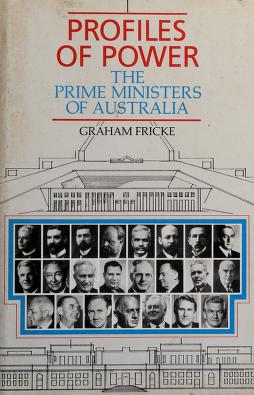 Cover of: Profiles of power | Graham Fricke