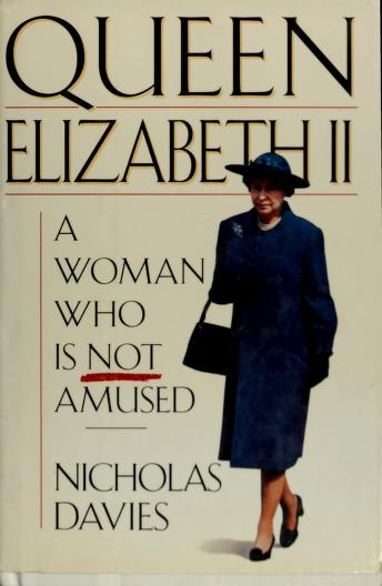 Cover of: Queen Elizabeth II | Nicholas Davies
