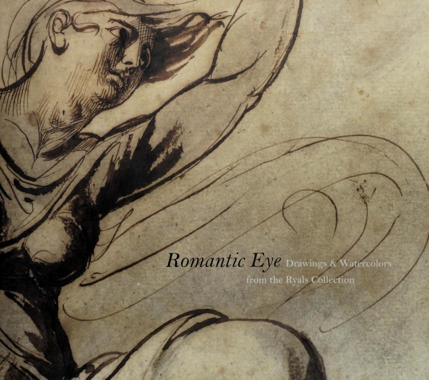 Romantic eye by High Museum of Art.